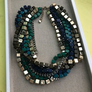 Jewelry - Box Necklace